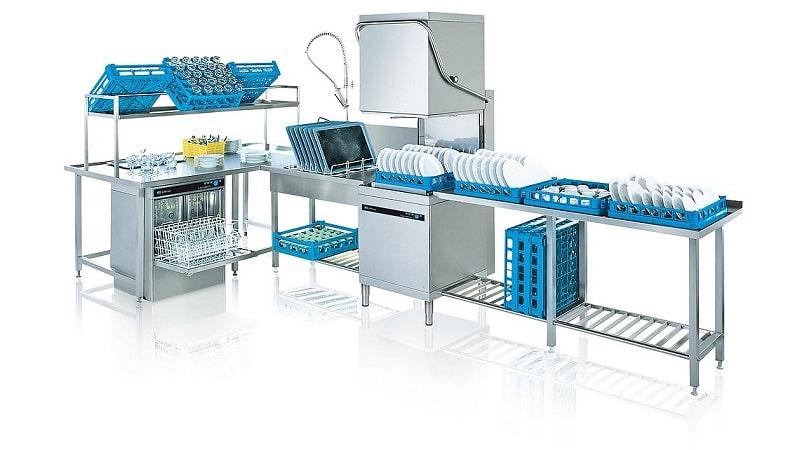 ماشین-ظرفشویی صنعتی 540 تکه