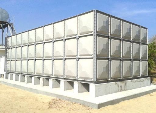 مخزن آب فایبرگلاس