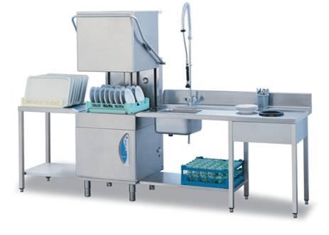 ماشین ظرفشویی صنعتی 1200 تکه