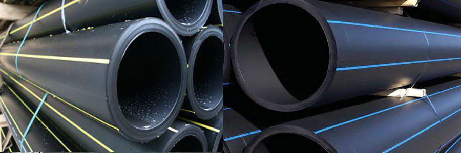 مشخصات لوله های پلی اتیلنی آبرسانی