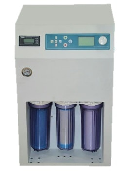 تولید کننده دیونایزر آب مقطر گیری