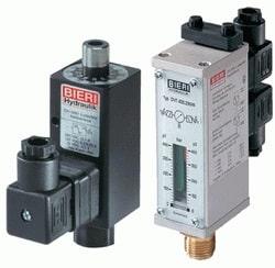 تجهیزات کنترل فشار در بوستر پمپ آب