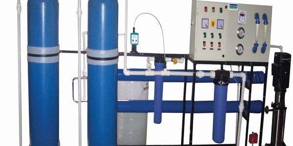 آب شیرین کن صنعتی یا سختی گیر آب؟ کدامیک؟