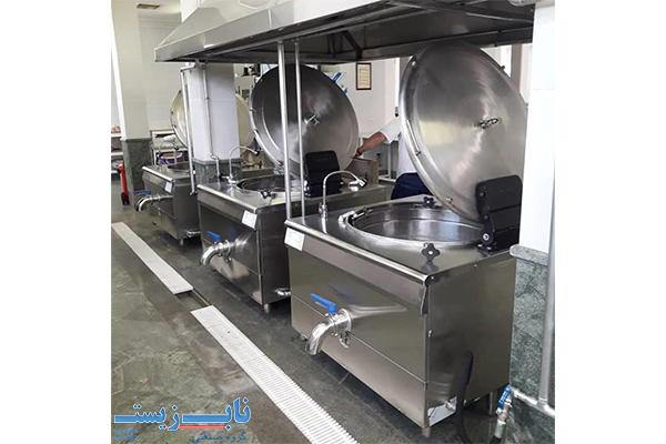 مشخصات دیگ خورشت پز صنعتی